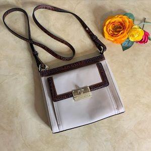 Brahmin Leather Crossbody Purse
